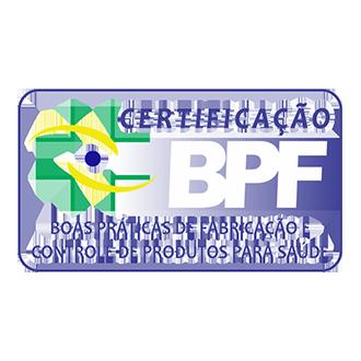 certi bpf 1 - JHS Biomateriais