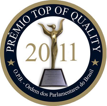 top of quality 2011 - JHS Biomateriais
