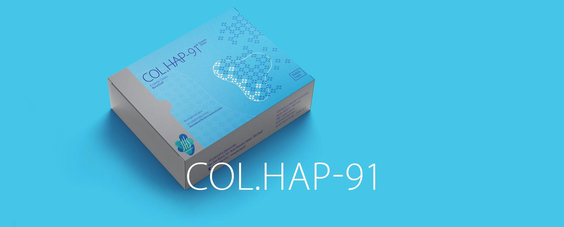 PROD COLHAP - JHS Biomateriais