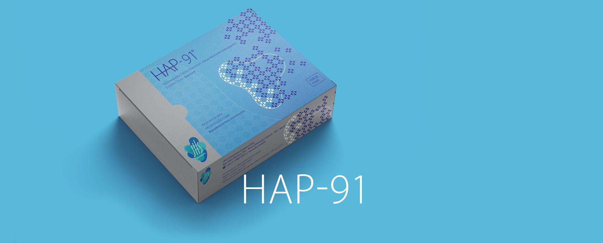 PROD HAP - JHS Biomateriais