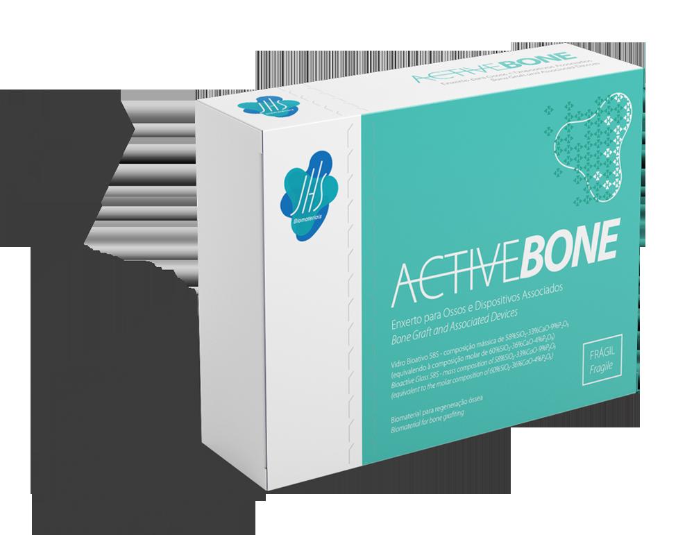 ACTIVE DE PE - JHS Biomateriais